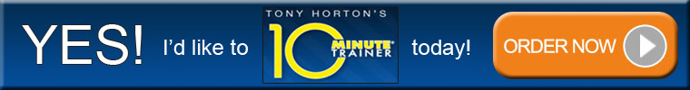 10 Minute Trainer, workout, Tony Horton, Beachbody