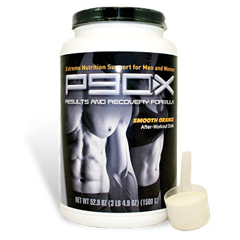 P90X Recovery Drink and Formula TUB
