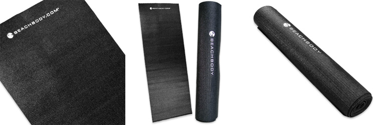 monster yoga mat, yoga, beachbody