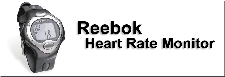 Reebok RS-I Heart Rate Monitor, Reebok Heart Rate Monitor, heart rate, pulse, Beachbody