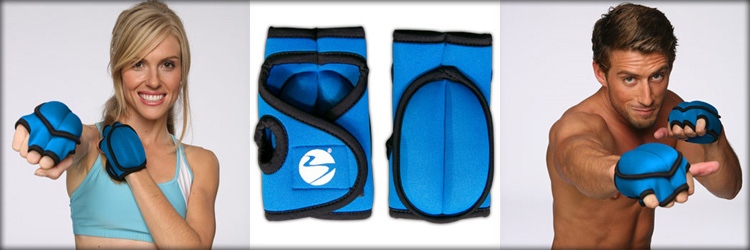 weighted gloves, beachbody