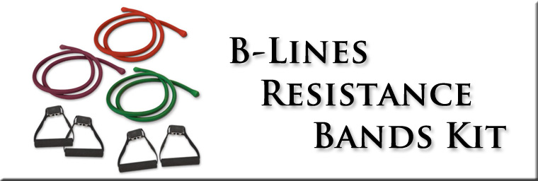 B-Line Resistance Bands Kit, resistance bands, Beachbody
