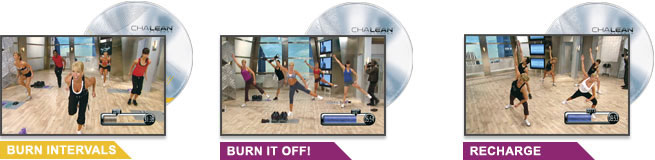 ChaLEAN Extreme with Charlene Johnson, Chalene Johnson, Beachbody