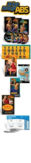 Shaun T, Hip Hop Abs, At Home Fitness Exercise, Beachbody