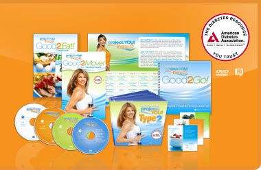 Kathy Smith, project you type two, beachbody, diabetes, health