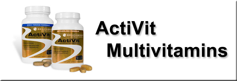 activit multivitamins, vitamins, nutrition, beachbody