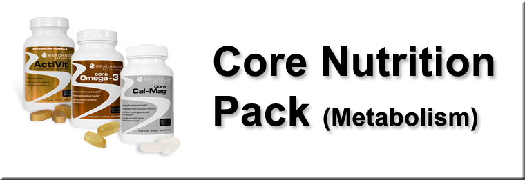 core nutrition value bundle, metabolism, beachbody