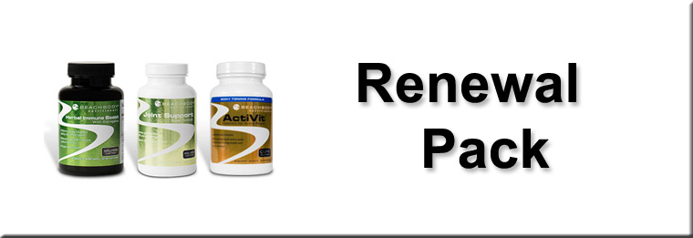 renewal value pack, nutrition, beachbody