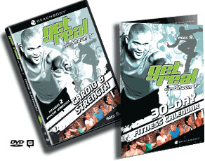 Get Real with Shaun T, Shaun T, teenagers, exercise, Beachbody
