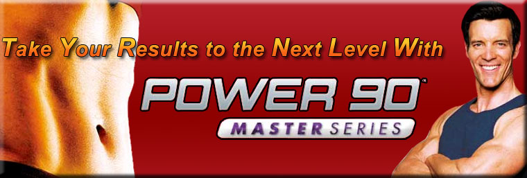 Power 90 Master Series, Tony Horton, The Next Level in Power 90, Beachbody