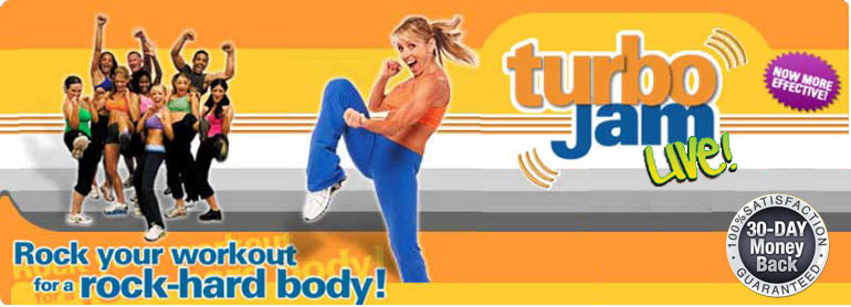 Turbo Jam Live, Chalene Johnson, Beachbody