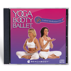 Yoga Booty Ballet Guided Meditation, Yoga Booty Ballet, Meditation, Beachbody